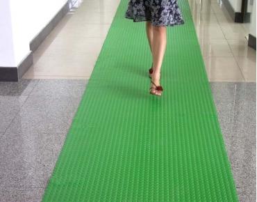PVC runner mat