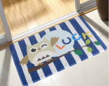 Printed doormat